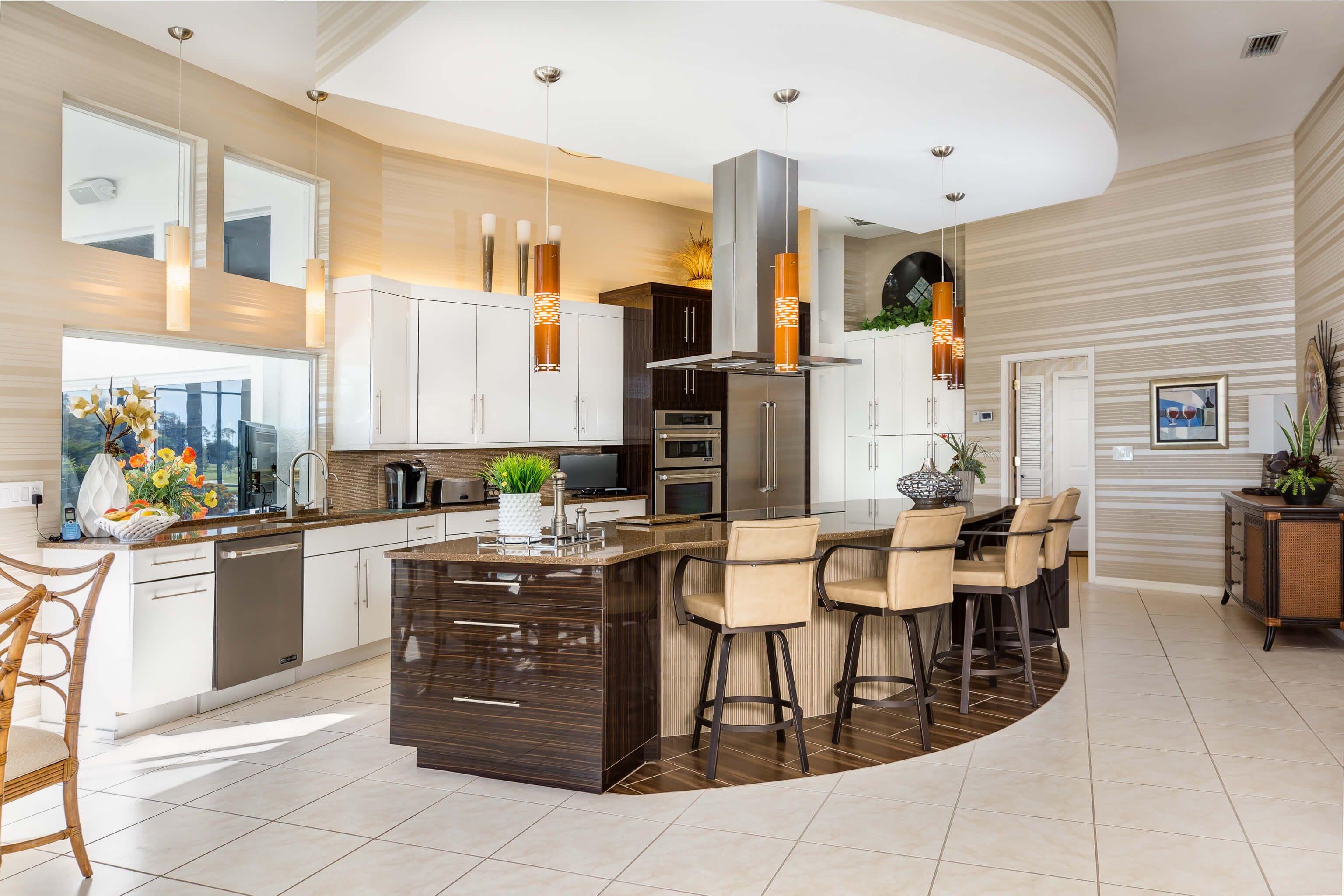 Bonita Springs, Florida Kitchen Remodeling in 2020 (With ...