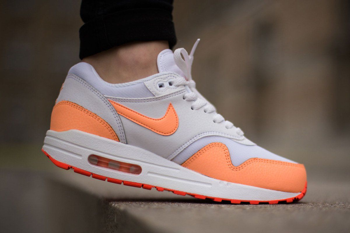 "check out cc301 06bce Nike WMNS Air Max 1 Essential ""Sunset Glow"""
