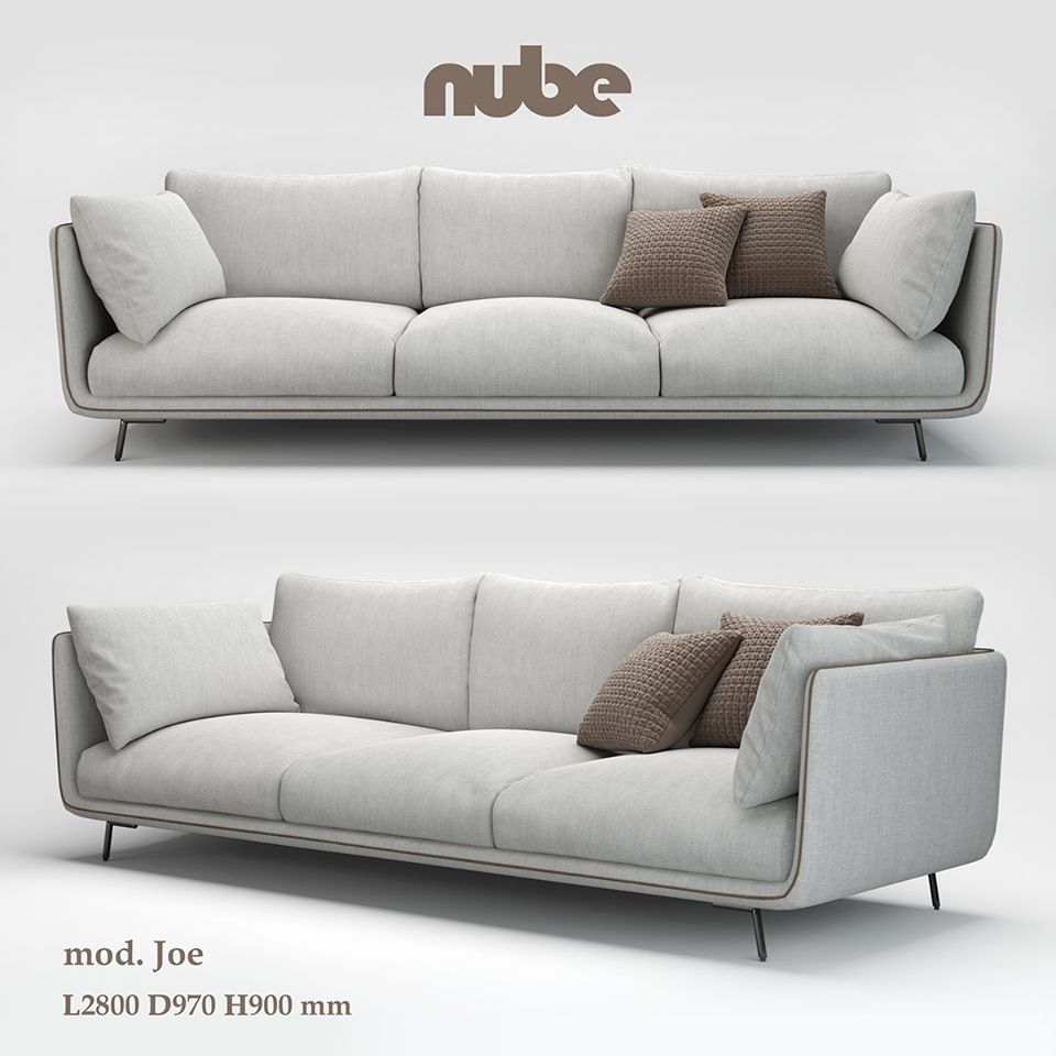 3120 Sofa Sketchup Model by KhanhTran Free Download ...