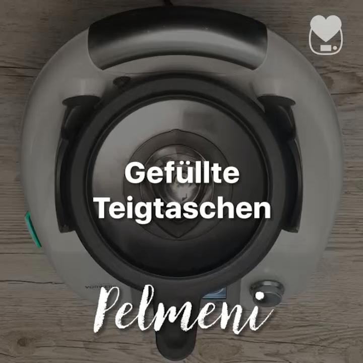 Gefüllte Teigtaschen - Pelmeni #dampfnudelnrezept