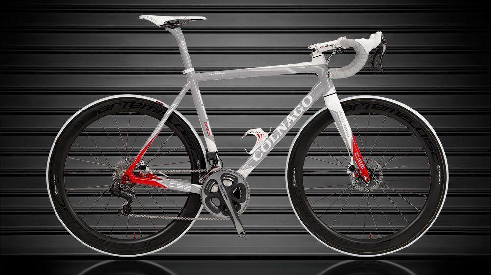 Colnago C59 Disc road bike