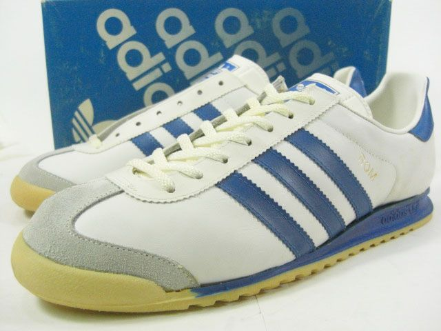 Adidas Romes..oh the memories!! Lived in these through high school.