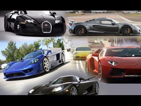 أقوى 10 سيارات في العالم  10 most powerful cars in the world