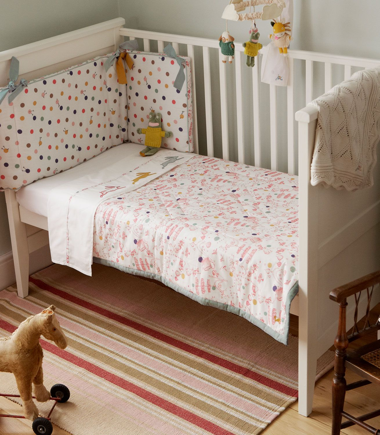 Quilt And Baby Bumper Sets Kiddicare Nursery Bedding Sets Childrens Curtains Girls Cot Bedding