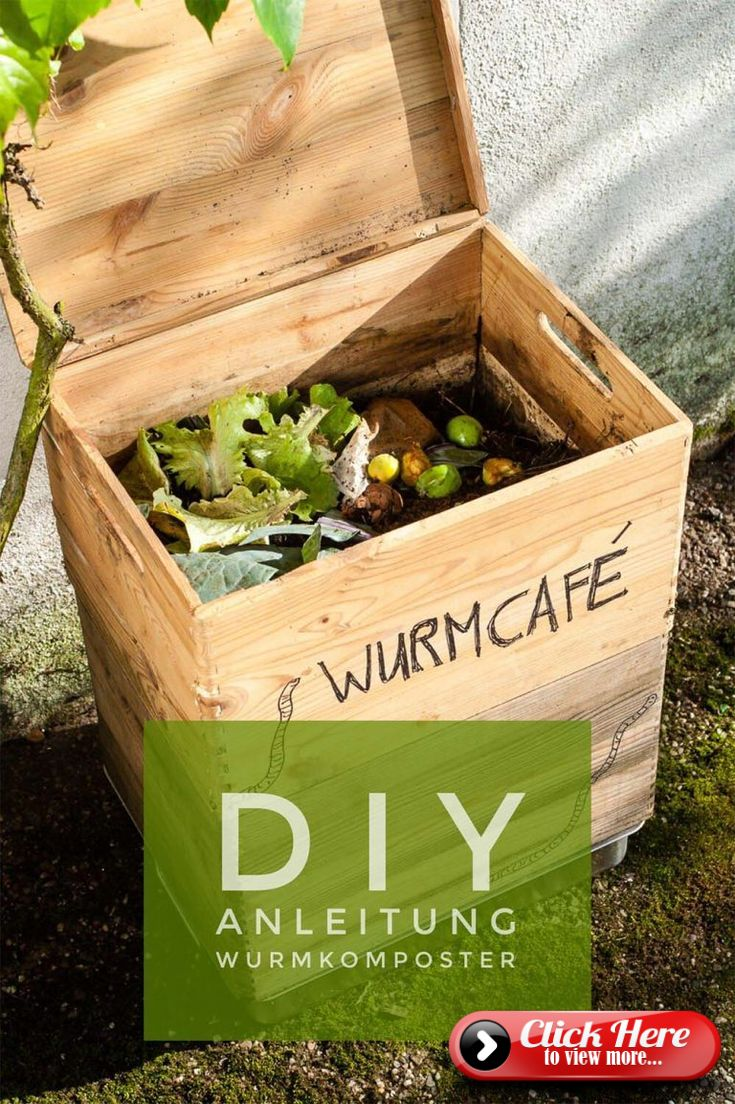 Build worm farm yourself diy instructions for your own