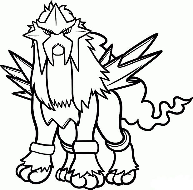 Legendary Pokemon Coloring Pages Printable Pokemon Coloring Pages Pokemon Tattoo Pokemon Coloring