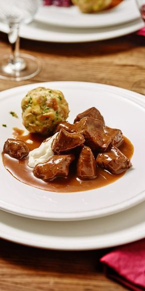 Photo of Deer ragout with fruity quince jelly | maggi.de