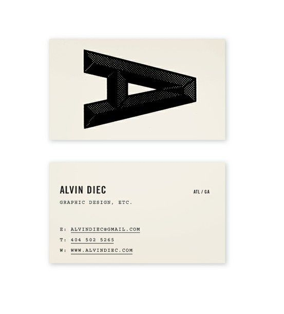 Alvin diec biz card alvin business card diec identity design alvin diec biz card alvin business card diec identity reheart Images