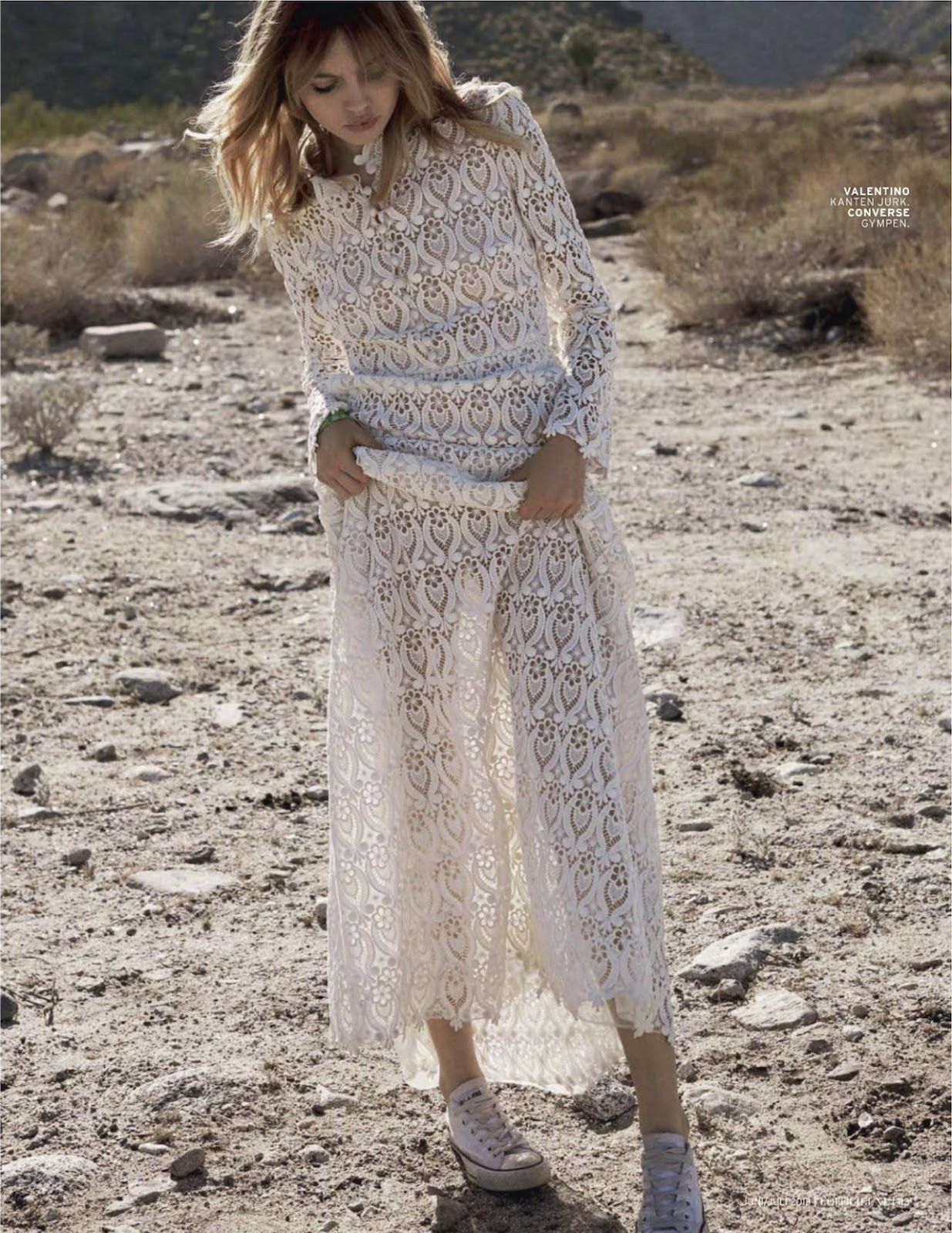 coachella: staz by daniel king for l'officiel nl june/july 2013 | visual optimism; fashion editorials, shows, campaigns & more!