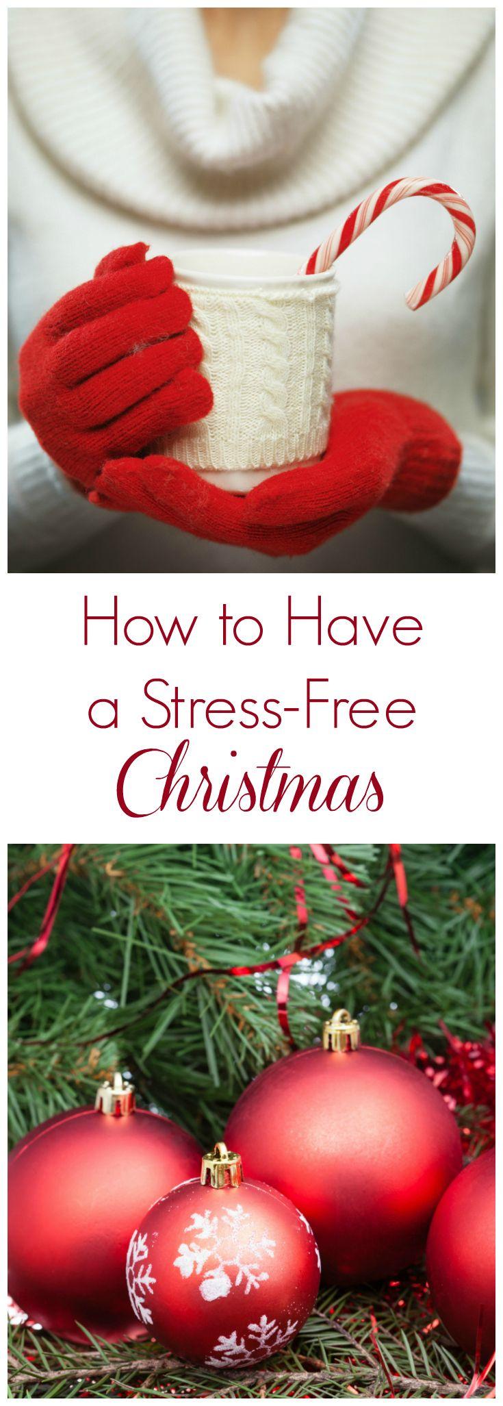 Having a stress free christmas ebook fandeluxe PDF