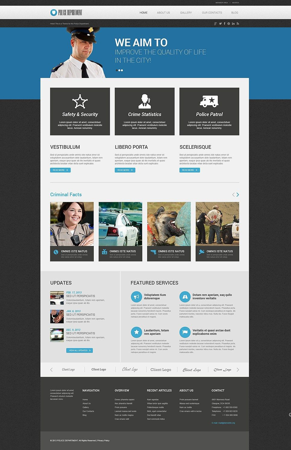 15 Best Security Company Wordpress Themes Buildify Wordpress Theme Responsive Wordpress Theme Wordpress Template Design