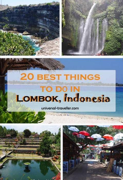 13 Best Things To Do In Lombok Indonesia What To Do In Lombok