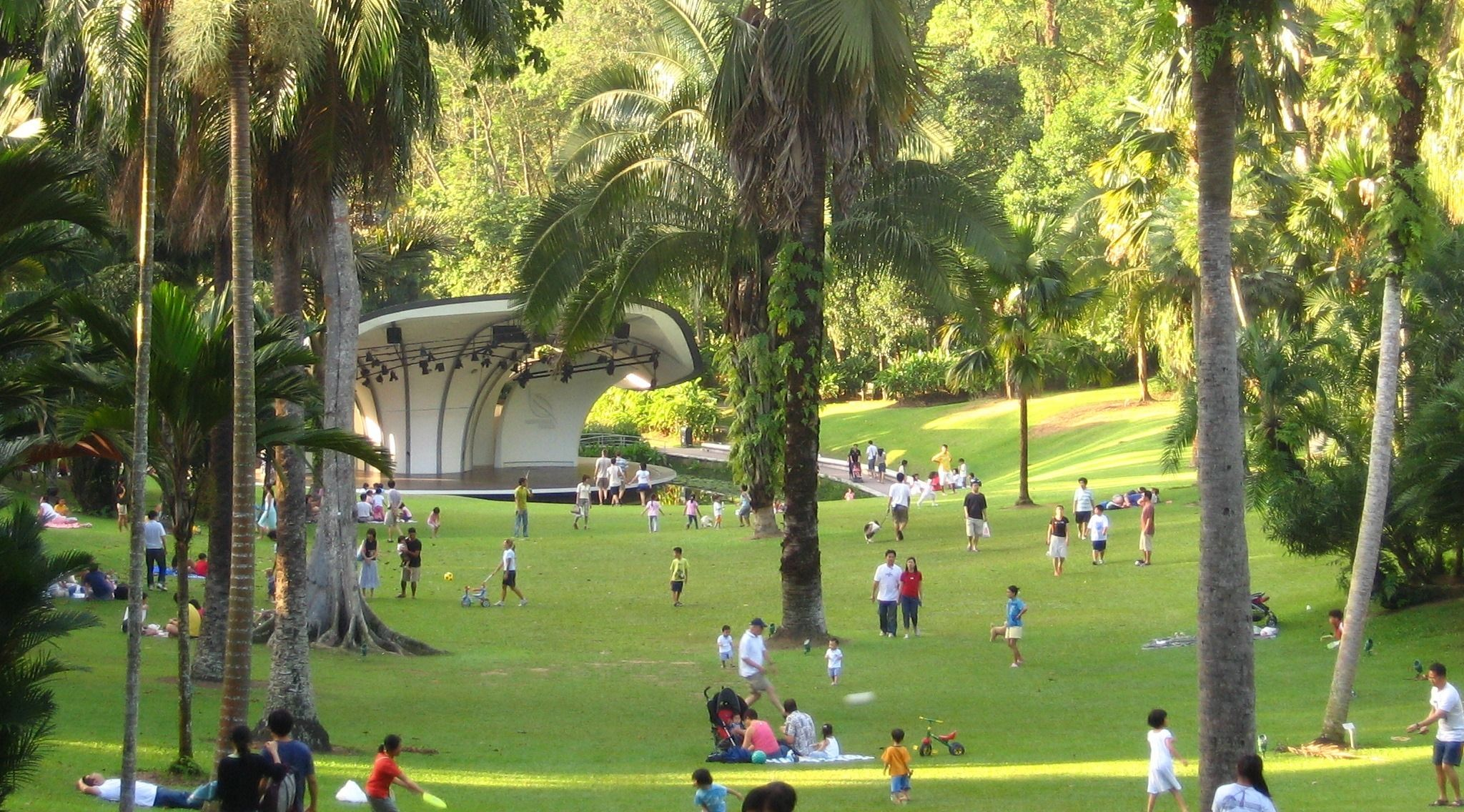 The best parks for picnics in Singapore | Singapore ...