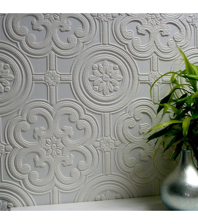 Diy Wallpaper Paintable Textured Wallpaper Paintable Wallpaper Anaglypta Wallpaper