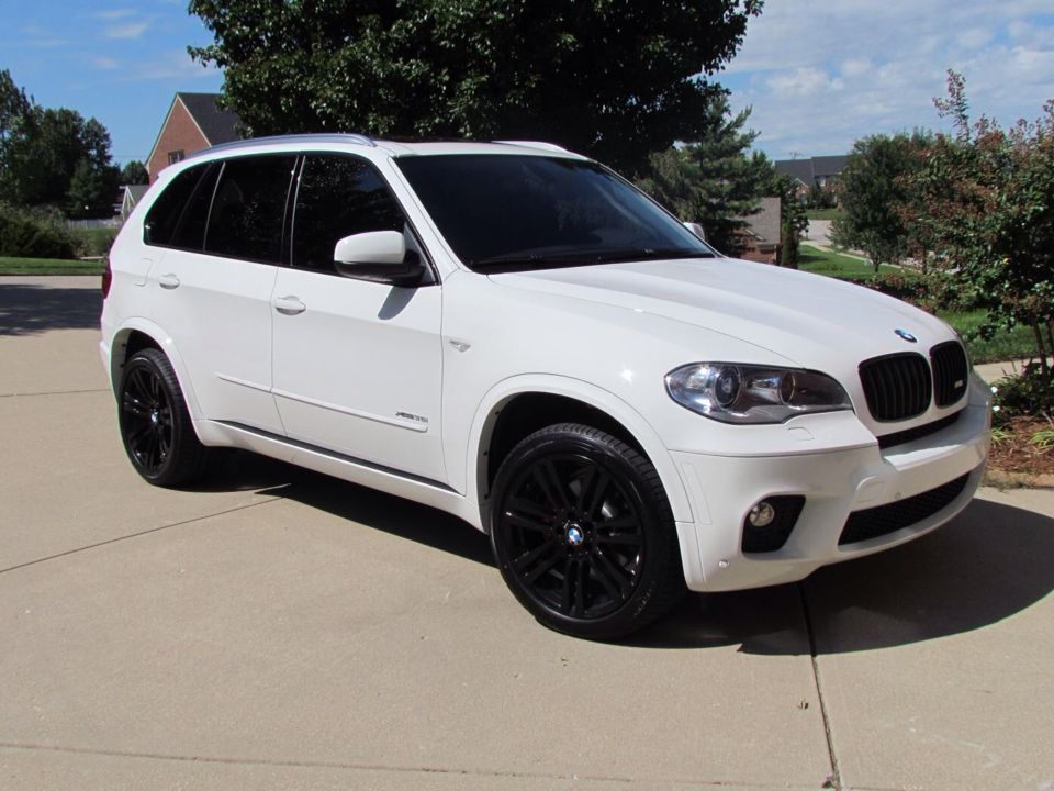 Clean Look X5 Black Rims Still Mean Lookin Bmw X5 M Sport