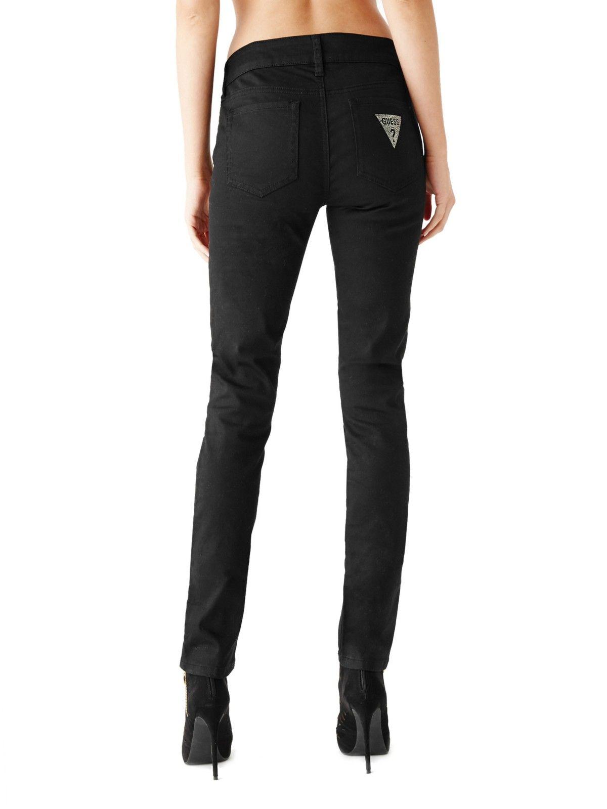 Karlia Logo Skinny Jeans in Black Wash | Products | Jeans