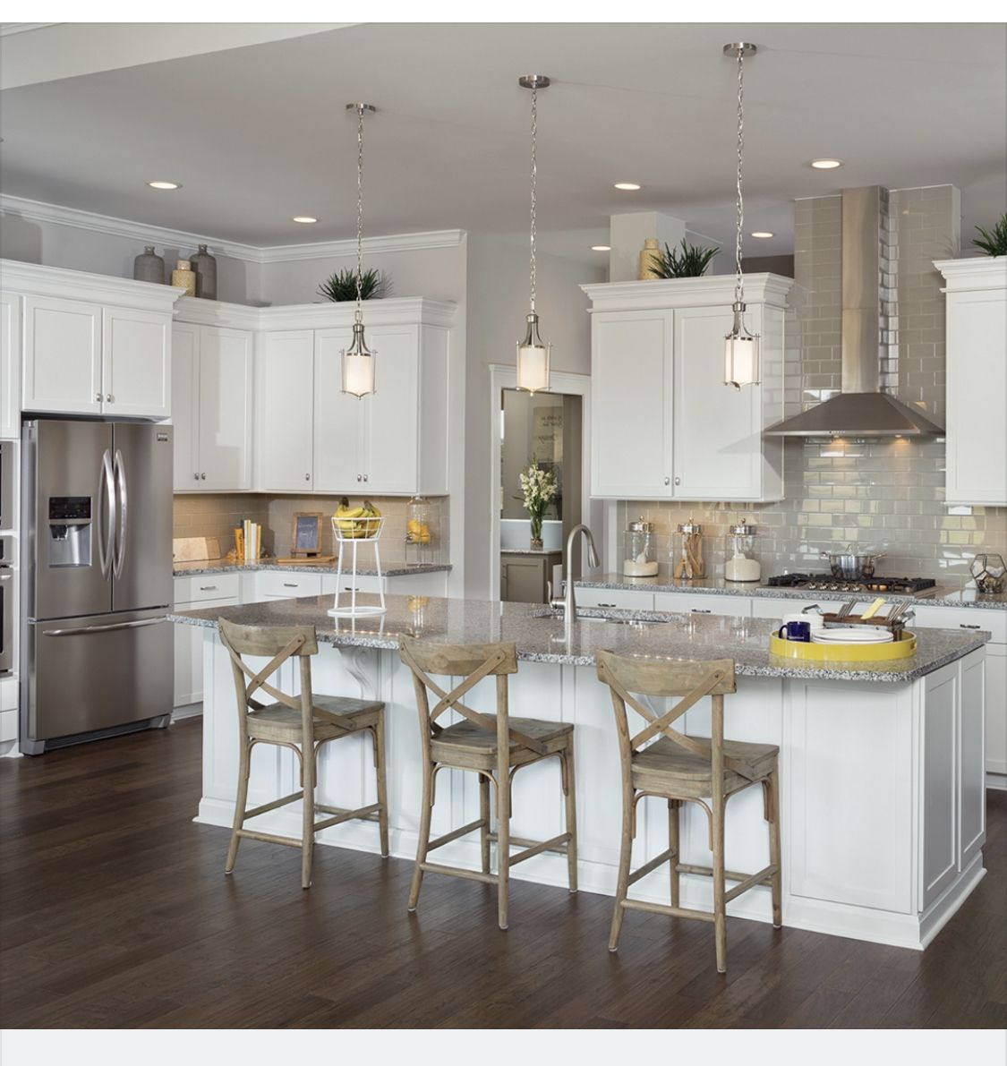 Pin by Shyondha Clark on Kitchens and more in 2020 Home