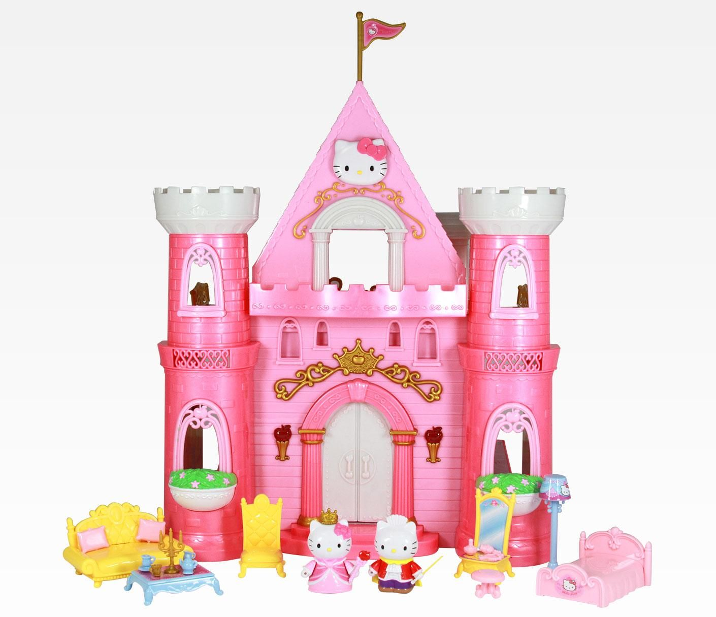 Treat your little princess to sweetness with the hello for Little princess castle