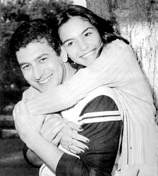 Omar Khorshid & his sister Sherihan | Egyptian actress, Movie ...