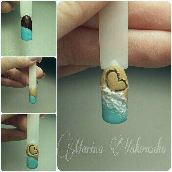 Pin de Christiana Wilson en Nail art | Pinterest | Diseños de uñas ...