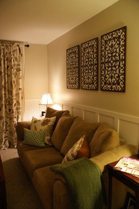 Diy Wall Art With Images Diy Apartment Decor Diy Home Decor