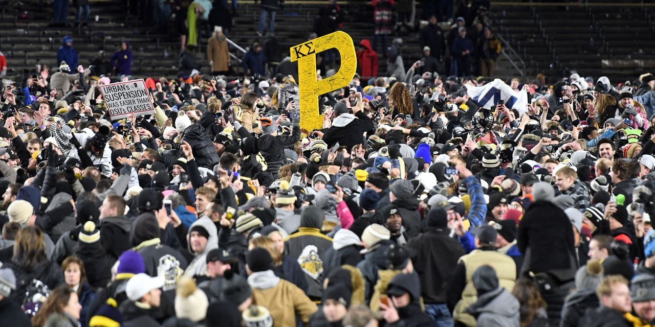 Purdue Is Number One College football scores, Purdue