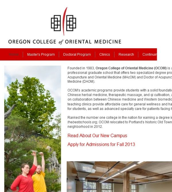 Oregon college of oriental medicine 75 nw couch street portland or oregon college of oriental medicine 75 nw couch street portland or 97209 old town chinatown sciox Image collections