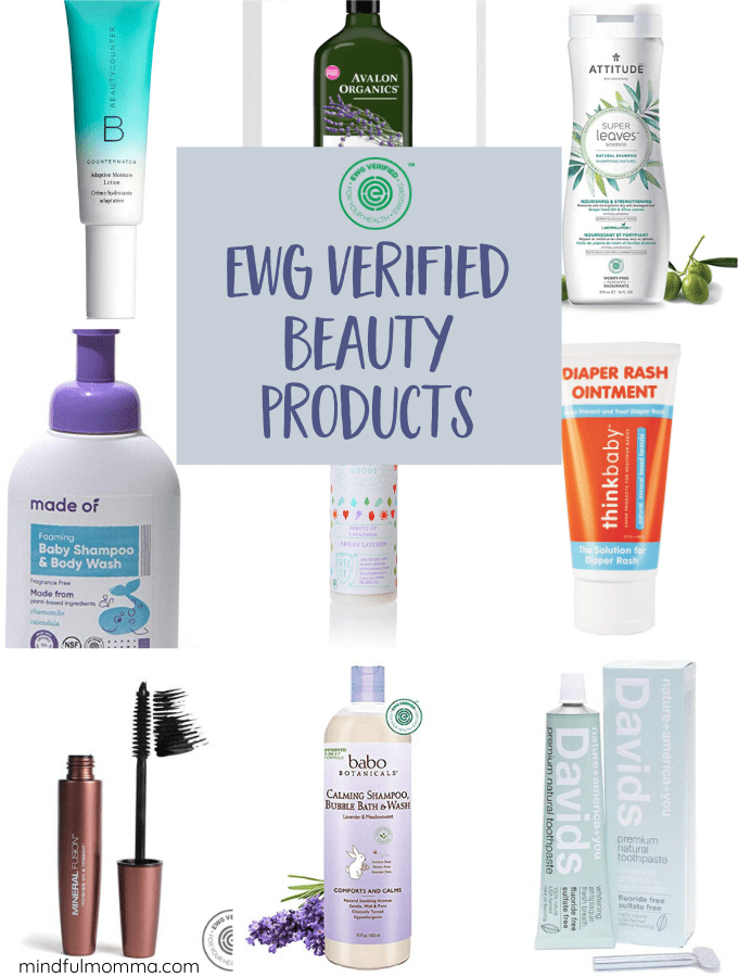 Ewg Verified Products For A Non Toxic Personal Care Beauty Routine In 2020 Top Skin Care Products Ewg Shampoo Nontoxic Beauty