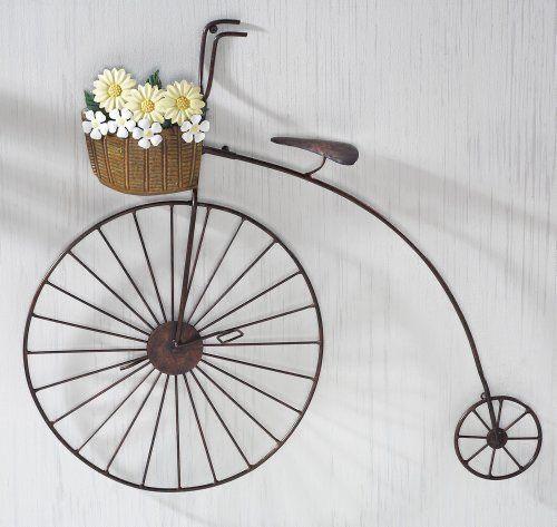 Wrought Iron Flowerpots