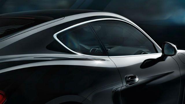 Porsche Cayman Black Edition Porsche Porsche Boxster Autos