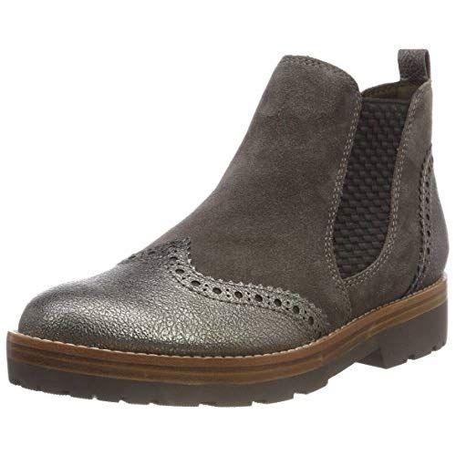 Marco Tozzi Premio Damen 2 2 25451 31 337 Chelsea Boots