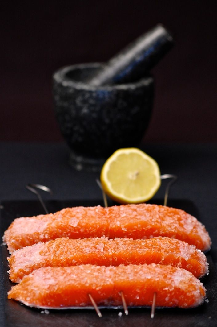 Yakitori Salmon