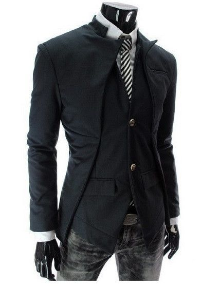Gender: Men Item Type: High Quality Blazer Clothing Length