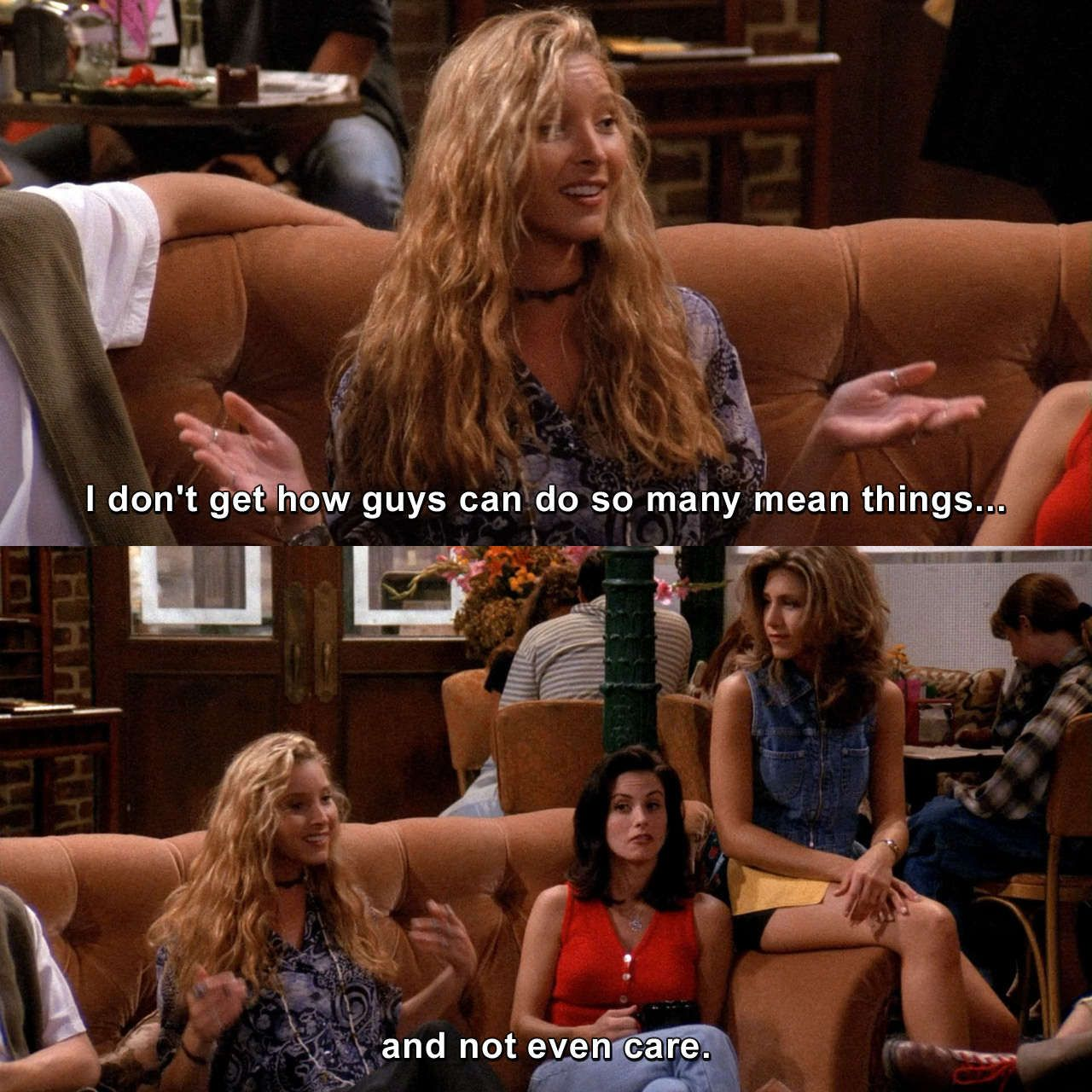 Phoebe Is The Best Phoebebuffay Friends Theonewiththeeastgermanlaundrydetergent Humor Lmao Lol Meme Me Friends Phoebe Phoebe Phoebe Buffay