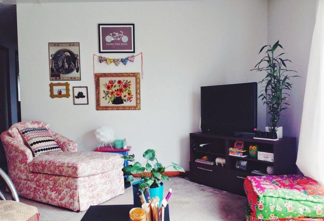 Cool College Apartment Decorating Ideas 21