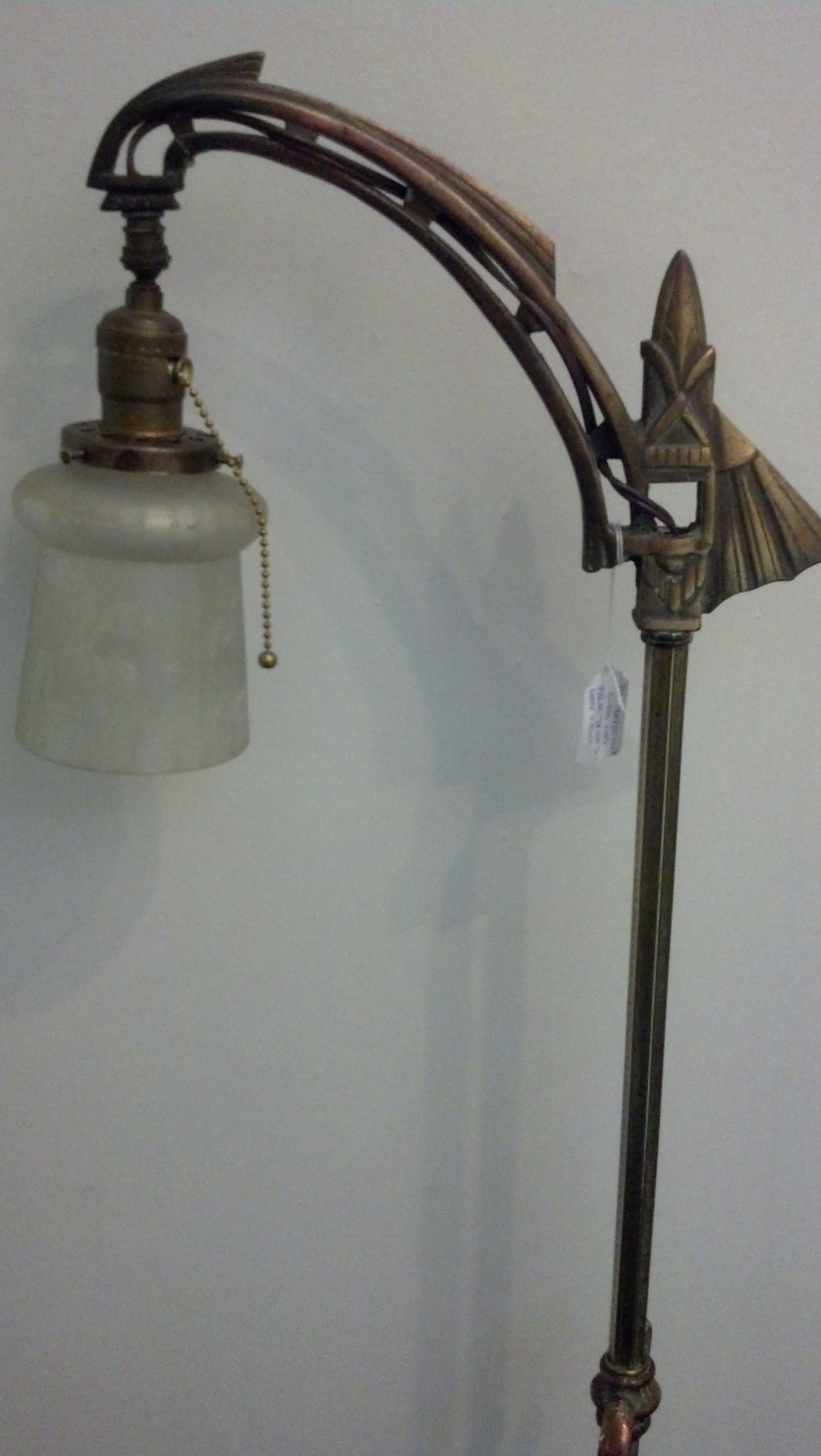 1940s Floor Lamp 265 Antique Lighting Dream Living Rooms Floor Lamp