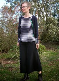 Roobeedoo: FO: The Culottes of Awesome: McCall's 3657