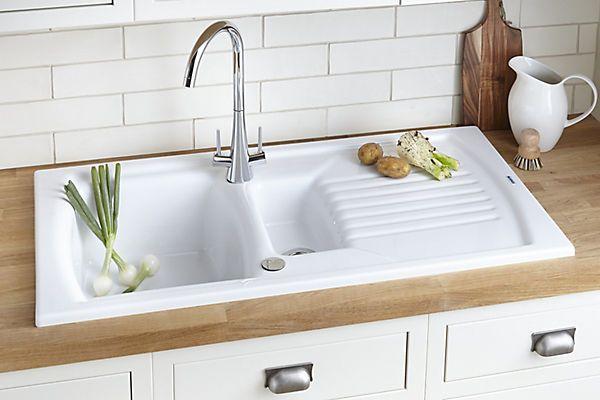B Q Sinks Ceramic Google Search Kuche Waschbecken Spulbecken Design Weisse Kuchenspule