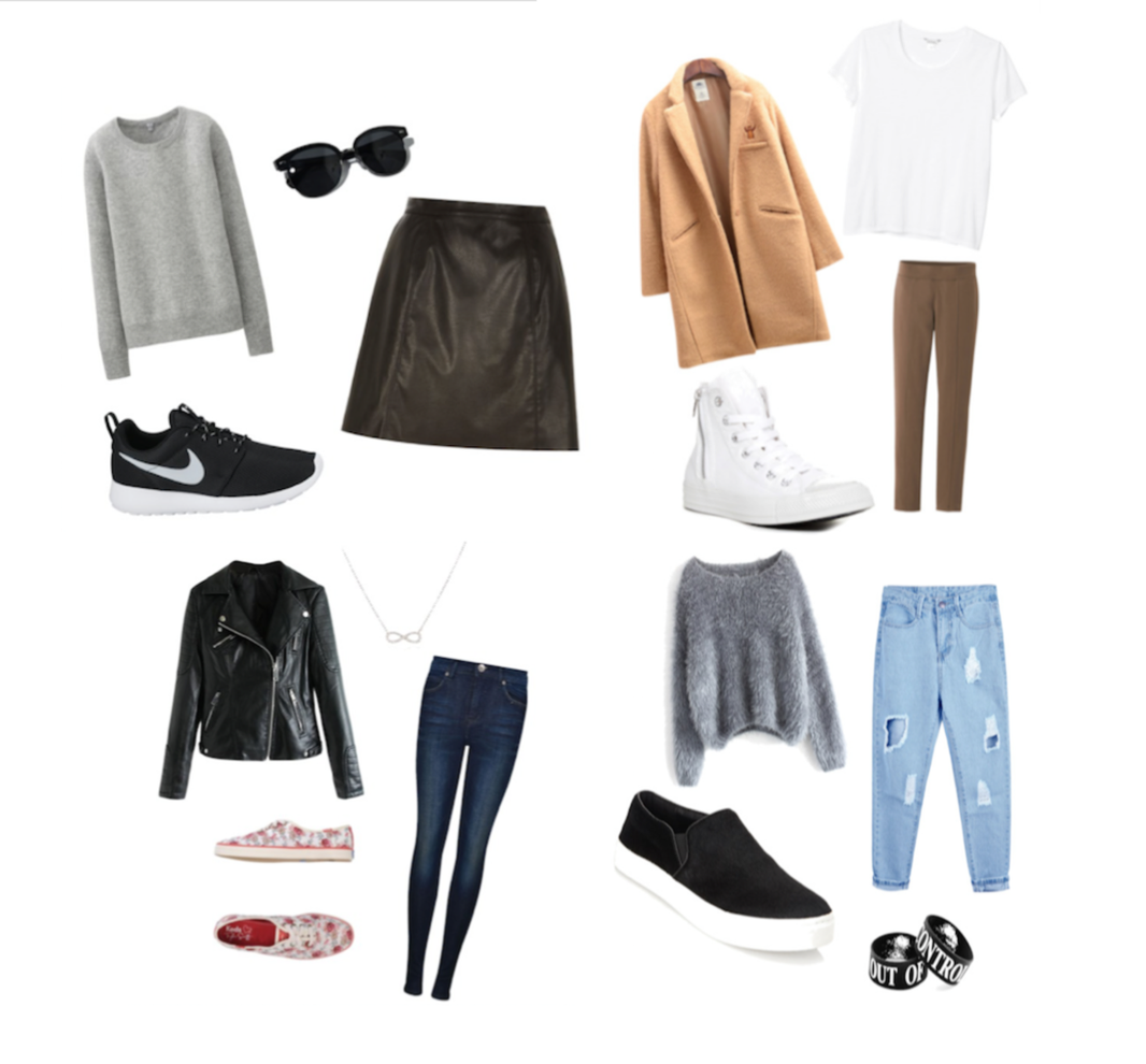 Cute #sneakers to go with your fave #outfits.  #fashion