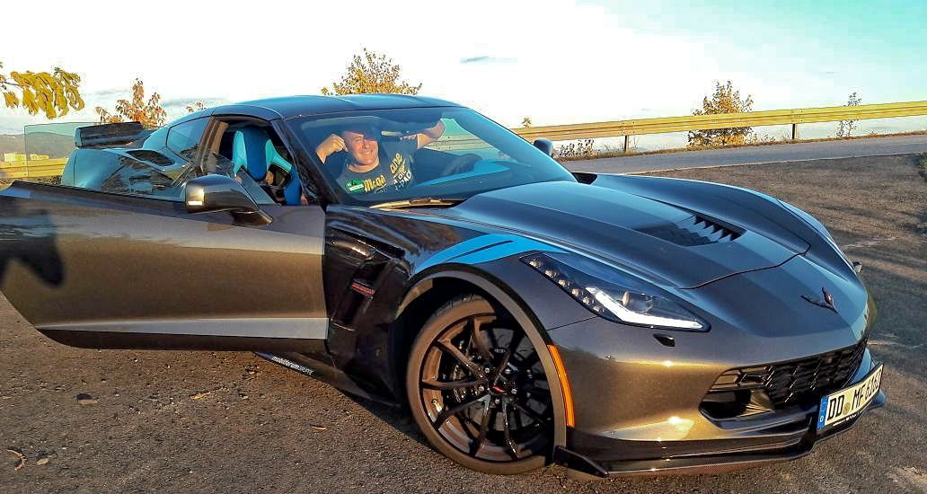 Corvette C7 Grand Sport Collector Edition Fahrzeuge