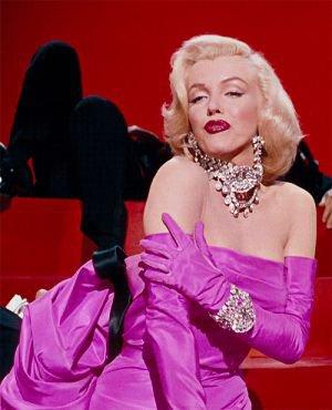 34++ Marilyn monroe pink dress ideas