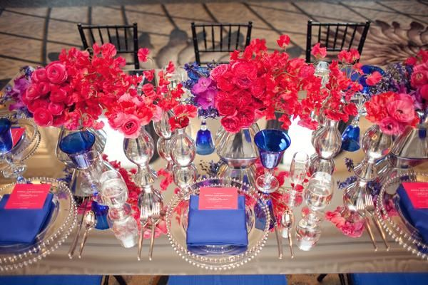 Blue And Pink Wedding Ideas: Pink & Blue Wedding - Google Search