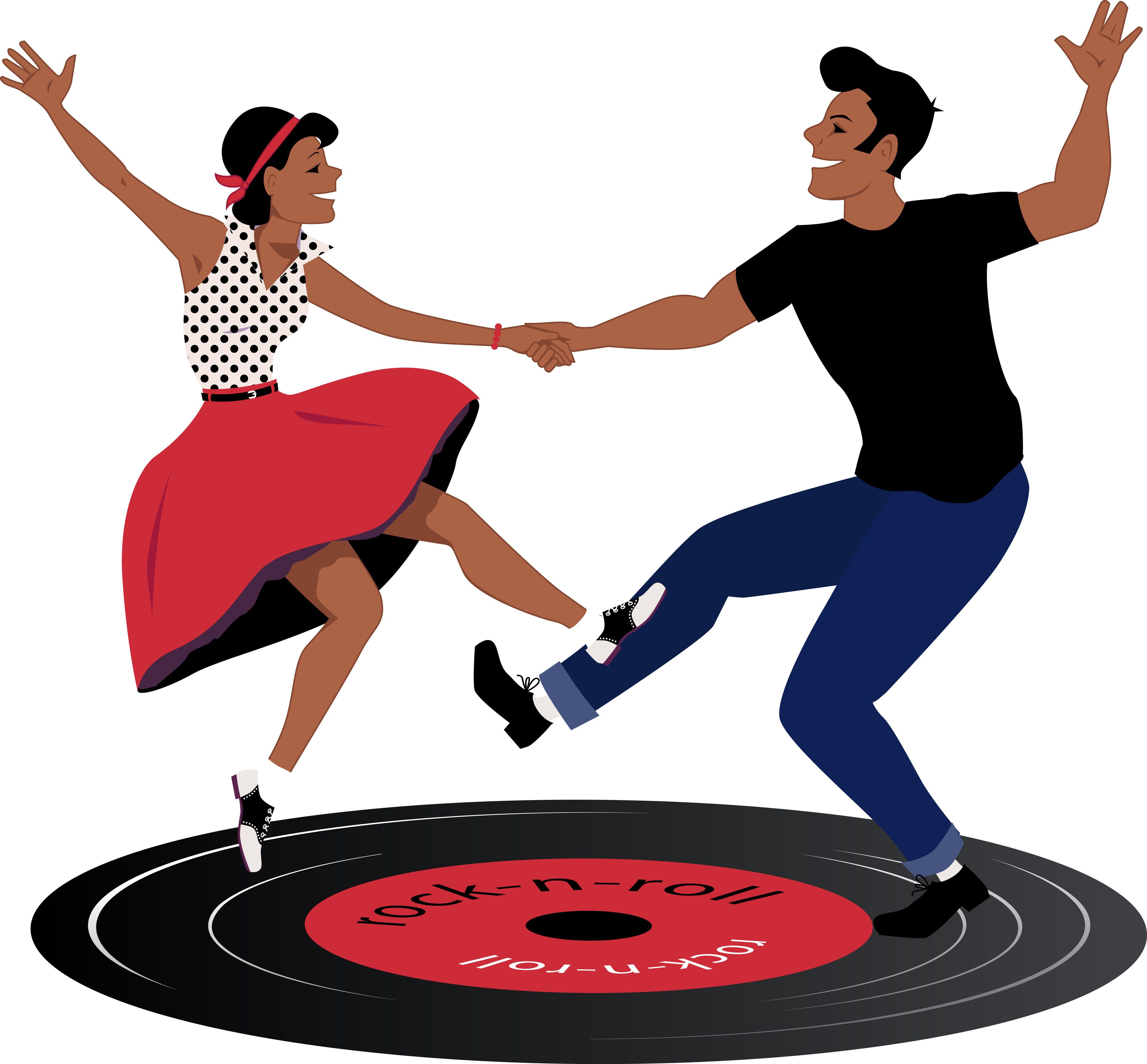 Dibujo Instrumentos Rockabilly Buscar Con Google Rockabilly Rockabilly Couple Couple Dancing
