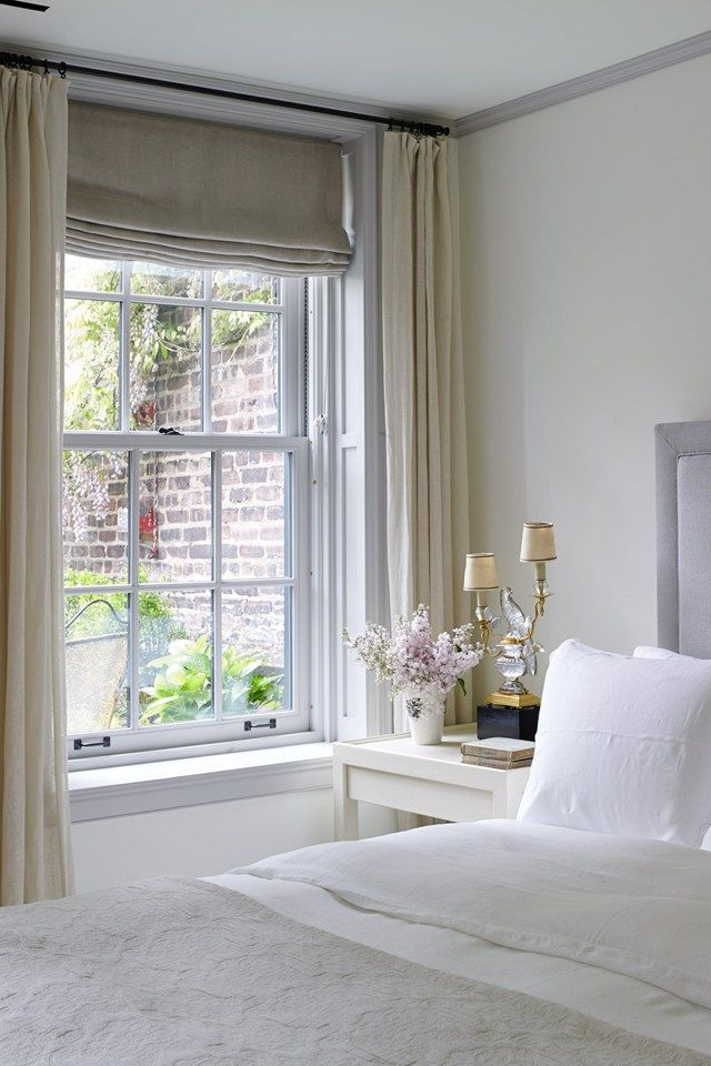 A Stylish Townhouse In Manhattan S West Village Home Living Room Blinds Country House Decor Bedroom window ideas uk