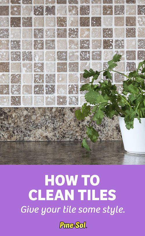 Get Tips On How To Clean Tile Floors Pine Sol Cuts Through Build