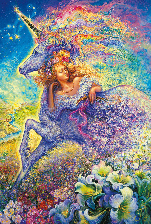 Art Pieces Daydream Believer Art By Josephine Wall Fantasy Art Pieces