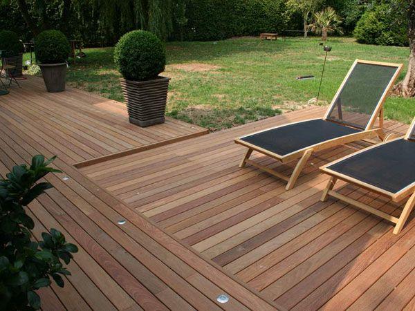 Terrasse Lille  Terrasse Bois  Pavages et Paysages  13  Pinterest  ~ Meilleur Bois Pour Terrasse