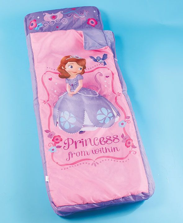 Sofia The First Inflatable Sleeping Bags Blow Up Air