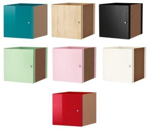 ikea kallax insert with door high gloss green fit expedit models kallax insert ikea. Black Bedroom Furniture Sets. Home Design Ideas