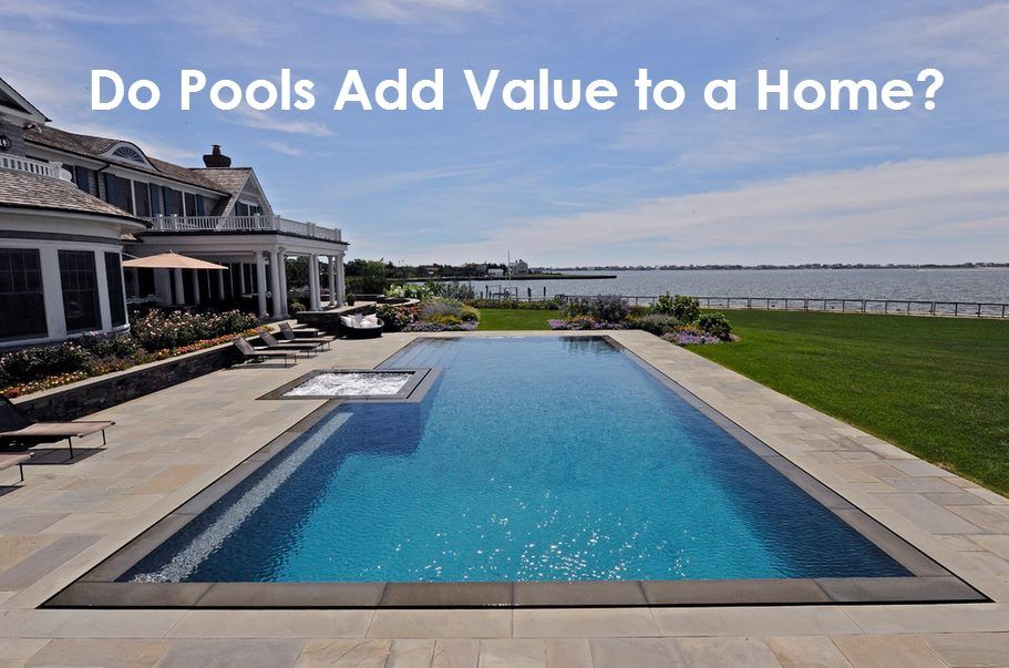 Do Pools Add Value Owning the Fence from ERA Real Estate (